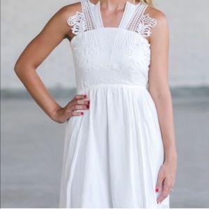 Francesca's Perfect Bridal Shower Dress! Sz Small